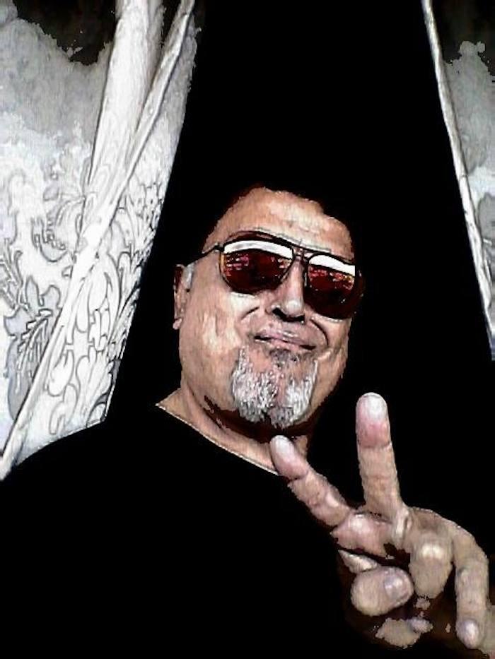 Aqui Mario Carlos Roca.  Foto: Cortesia