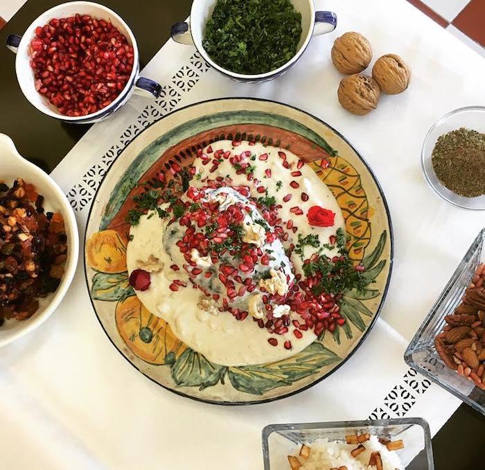 Los chiles de Marión Díaz. Foto: Cortesía de la chef