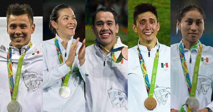 Hasta antes de el viernes 19 de agosto, México sólo tenía una medalla asegurada, la de Misael Rodríguez en boxeo. Sin embargo, todo cambió cuando Lupita González puso el nombre del país en alto. Foto: AS México