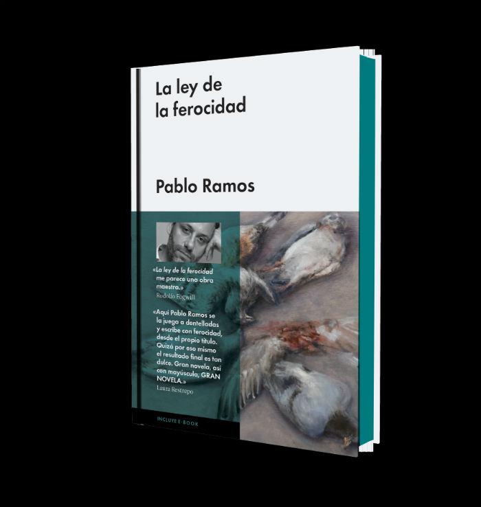 Participa en la trivia y gana un ejemplar de La ley de la ferocidad, por cortesía de Malpaso Editorial. Foto: Especial