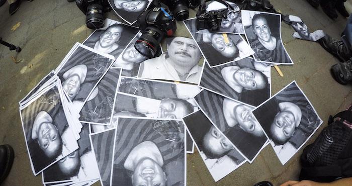 Flores Salazar, quien cubría las noticias policiacas, fue secuestrada el 8 de febrero por hombres armados en una zona residencial del municipio de Mariano Escobedo, asentado en la región central de Veracruz. Foto: Cuartoscuro