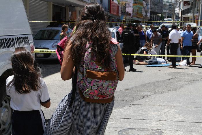 Nicolás Villa, de Save the Children, apuntó que la violencia se ha normalizado en el país. Y en esto han jugado un papel importante los medios que exponen de primera mano la violencia a los menores. Foto: Cuartoscuro