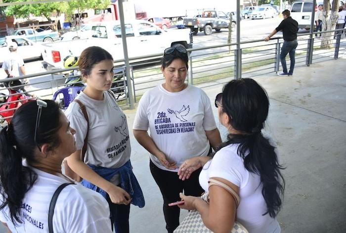 """Hace diez días las autoridades de la Procuraduría General de Justicia (PGJE) negaron la participación inmediata de los """"Sabuesos de Sinaloa"""" en la exhumación de tres osamentas en el Rosario. Foto: Sheila Arias, Noroeste"""