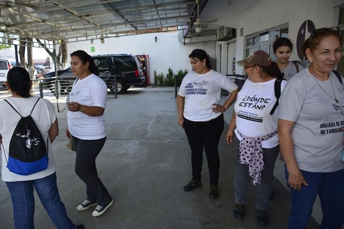 """Ayer se llevó a cabo la primera búsqueda de los """"Sabuesos de Sinaloa"""" en Rosarito. Foto: Sheila Arias, Noroeste"""