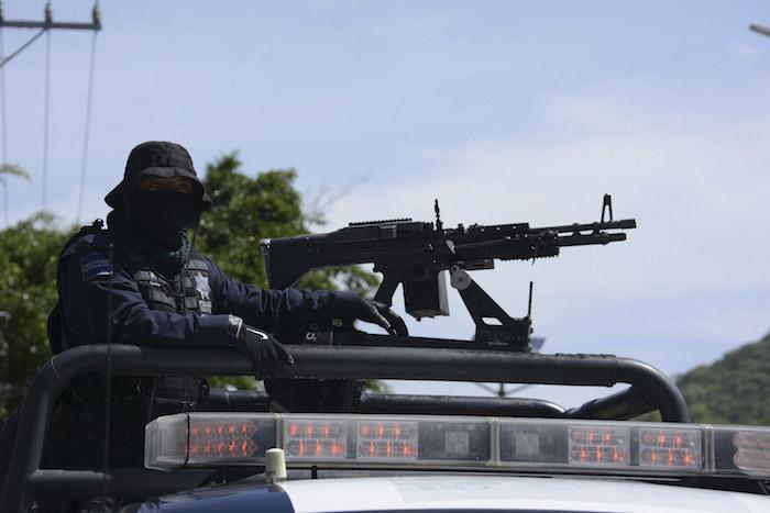 El especialista apuntó la responsabilidad de las autoridades para que los delitos se mantengan. Foto: José I. Hernández, Cuartoscuro