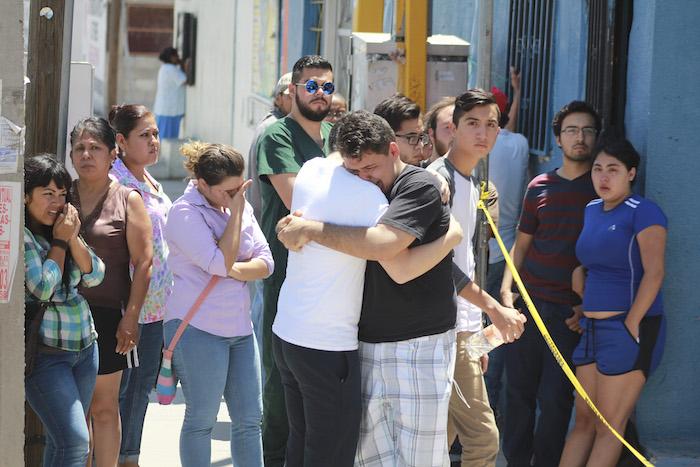 La violencia regresó a Ciudad Juárez. Hubo 28.7 por ciento más homicidios en el primer semestre que en el mismo periodo 2015. Foto: Nacho Ruíz, Cuartoscuro
