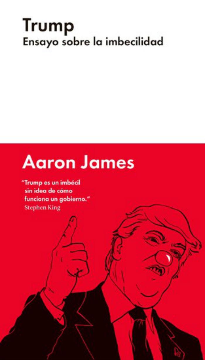 El libro de Aaron James, ahora en español. Foto: Especial