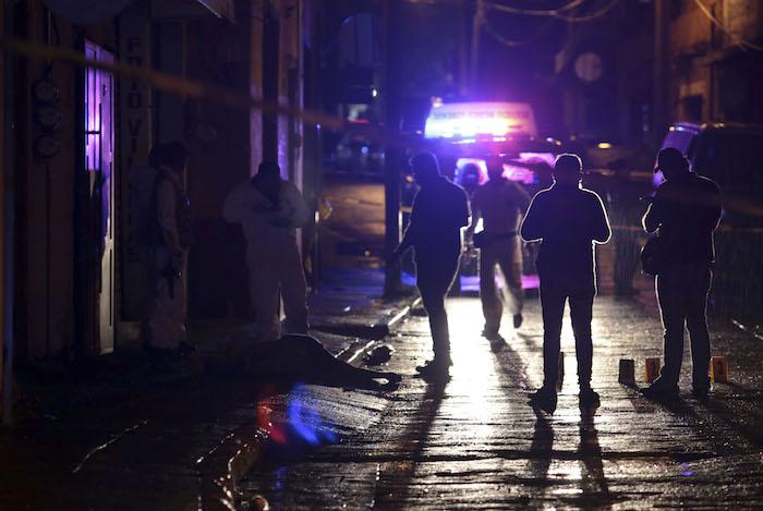 Los niveles de seguridad del país sufrieron un revés en el primer semestre del año. Foto: Margarito Pérez Retana, Cuartoscuro