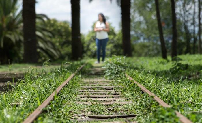 Luego de unos 7 años de cautiverio como víctima de explotación sexual, Daniela habla sobre lo que pasa en la frontera norte de México. Foto: Daniele Giacometti