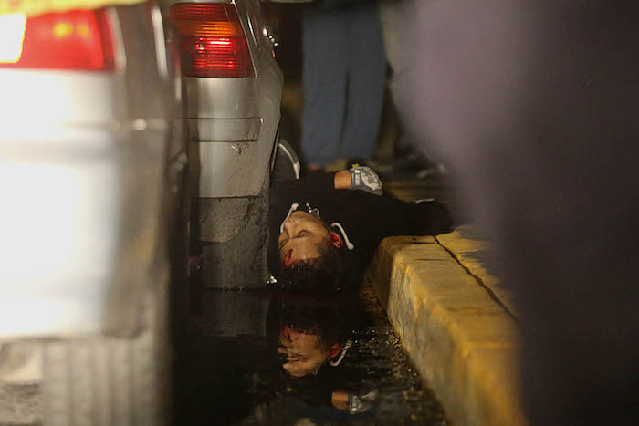 La violencia en Edomex no cesa. Foto: Cuartoscuro