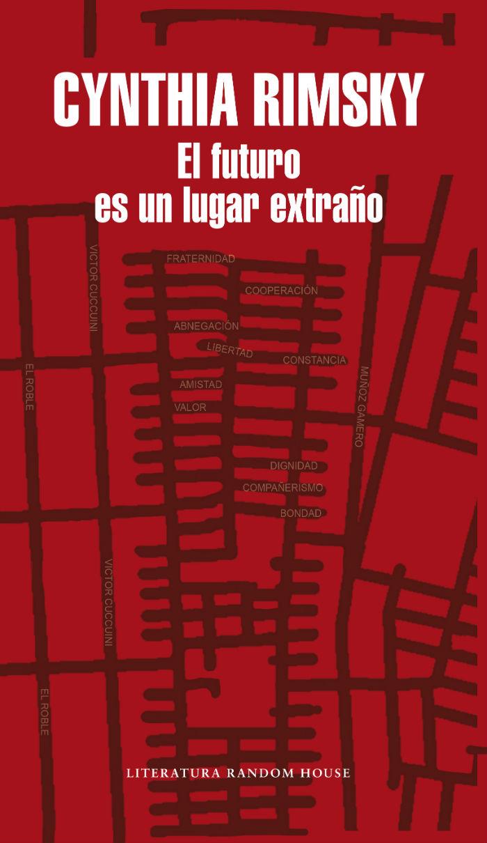 Nuevo libro de la narradora chilena Cynthia Rimsky. Foto: Especial