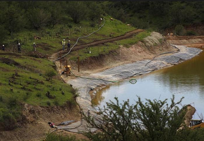 Grupo México aseveró que luego del incidente en el complejo minero Buenavista del Cobre, la empresa atendió todos los protocolos e informó a la Secretaria de Medio Ambiente y otras autoridades a nivel local sobre el percance. Foto: Archivo