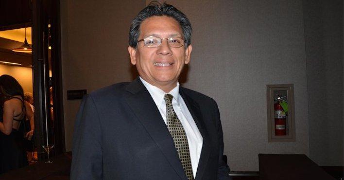 Roberto Alonzo, político de Texas. Foto: Web.