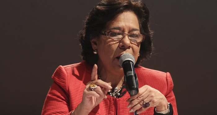 María Teresa Franco renuncia a la dirección general del INAH