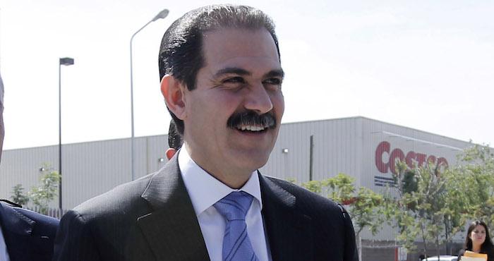 Guillermo Padrés, exgobernador Sonora. Foto: Cuartoscuro