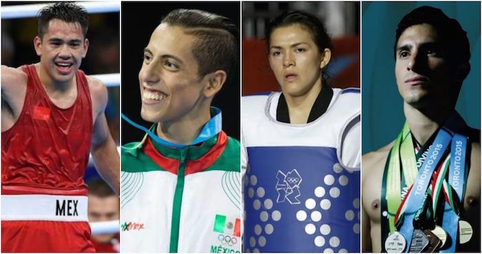 Faltan nueve atletas por competir en río 2016. Foto. Especial