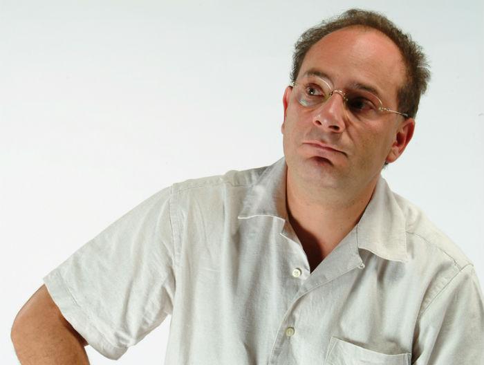 Ignacio Padilla en una imagen del 2009. Foto: Especial