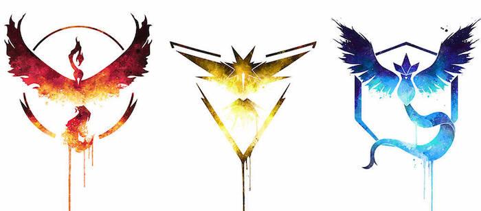 Pok mon go publica tips para atrapar un ave legendaria en sus redes sociales - Photo de pokemon legendaire ...
