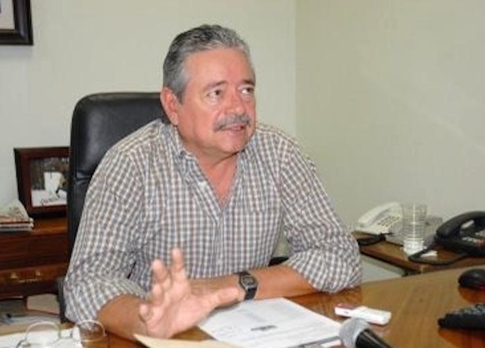 El delegado de la Profepa en Sonora, Jorge Carlos Flores Monge informó que el derrame se debió a una falla de la unión de la tubería con una válvula, por lo que de inmediato los contaminantes fueron desviados a una pileta de residuos tóxicos. Foto: Especial