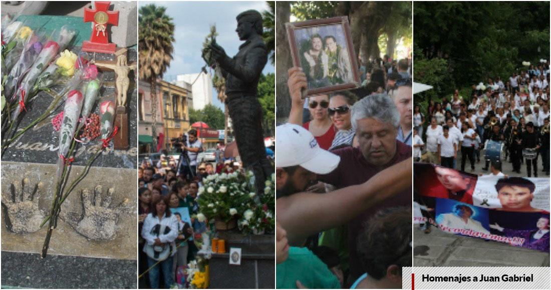 Confirma homenaje a Juan Gabriel en Bellas Artes — PERÚ