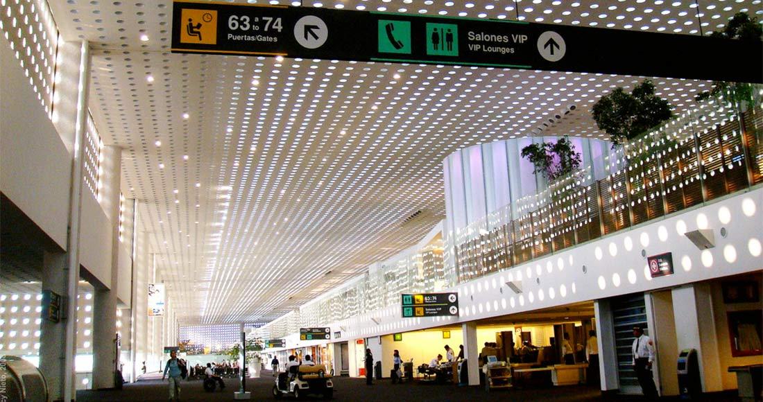 Los aeropuertos en m xico parecen la puerta hacia un pa s for Puerta 6 aeropuerto ciudad mexico
