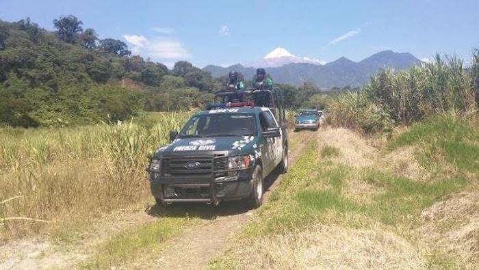Familias denuncian que el Gobierno de Veracruz aún no les has dado información de la fosa clandestina en Ixtaczoquitlán. Foto: BlogExpedinte