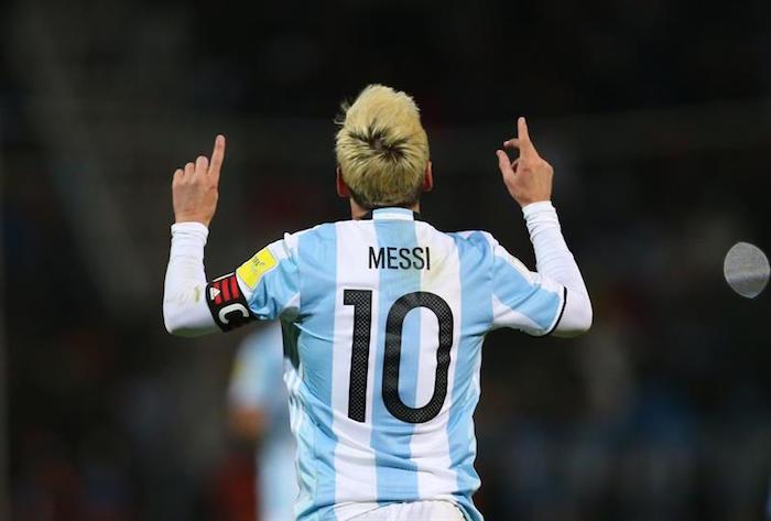 Messi será la sensible baja de Argentina ante Venezuela