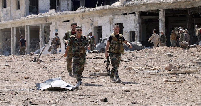 Rusia y Estados Unidos acordaron un cese al fuego en Siria