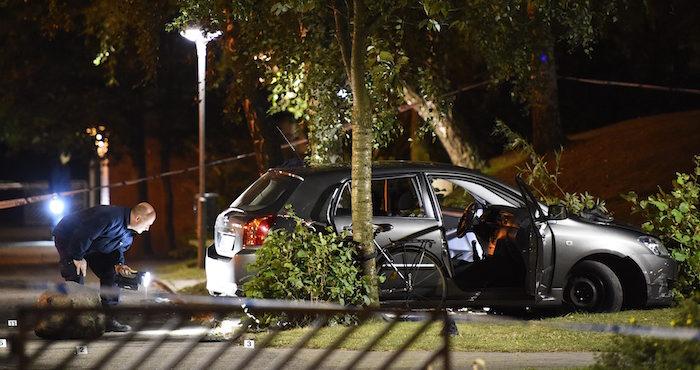 Tiroteo en Suecia deja al menos 4 heridos