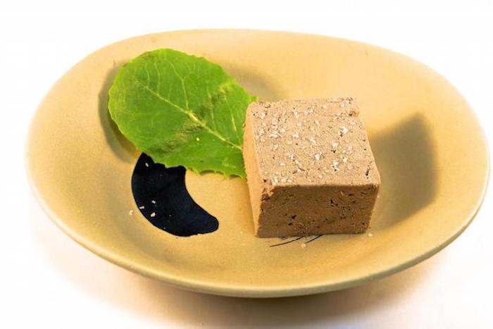 Proteína con textura de grillo. Foto: C-fu Foods.