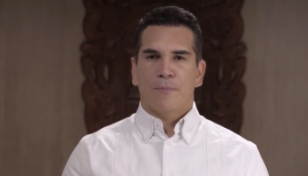 Gobernador de Campeche, Alejandro Moreno Cárdenas. Foto: Especial