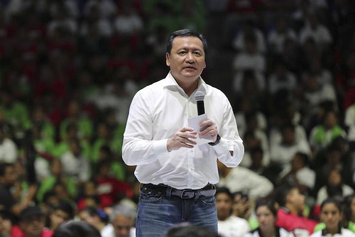 MIguel Ángel Osorio Chong he hecho oídos sordos a varias peticiones de diálogo con sociedad civill. Foto: Cuartoscuro