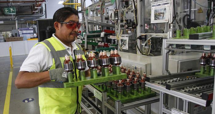 Economía mexicana creció 2.8% en primer trimestre