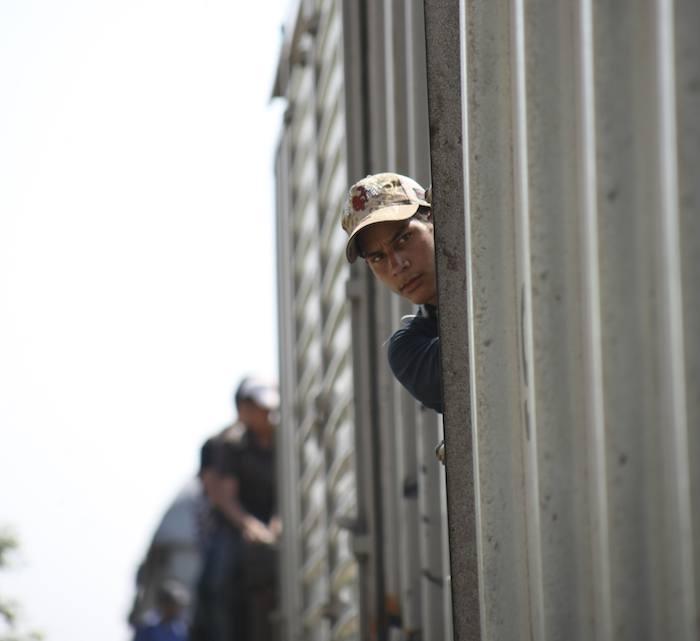 Según UNODC, el 80 por ciento de la población inmigrante ilegal en EU procede de América del Sur, incluido México. Foto: Marco Polo Guzmán, Cuartoscuro.