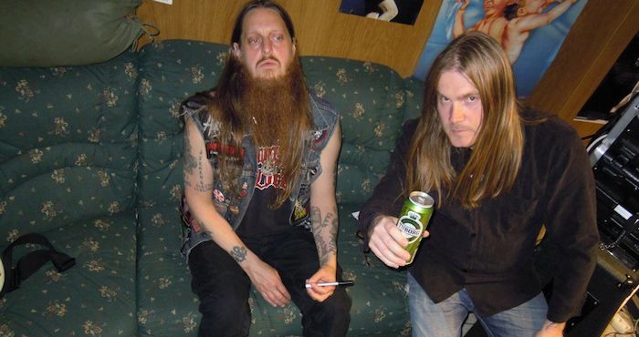 Gylve Nagell, mejor conocido como 'Fenriz', miembro de la banda de black metal Darkthrone Foto: Facebook/Darkthrone
