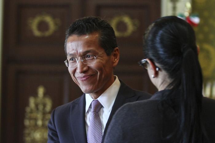 Las condonaciones del año pasado a las grandes empresas fueron concedidas por Aristóteles Nuñez Sánchez, ex titular del SAT. Foto: Cuartoscuro