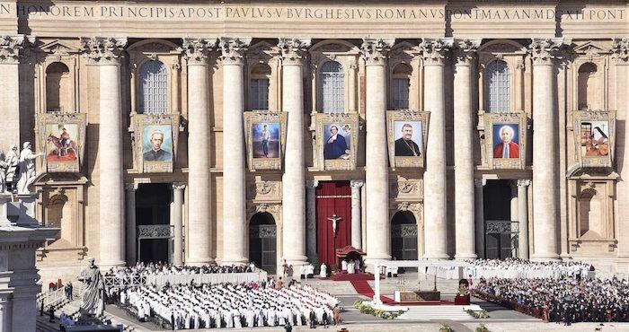 El Cura Brochero fue canonizado por el Papa
