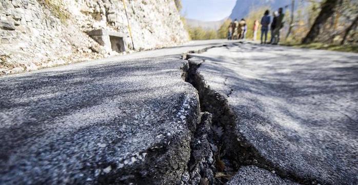 Galería. Terremoto causa destrozos en centro de Italia