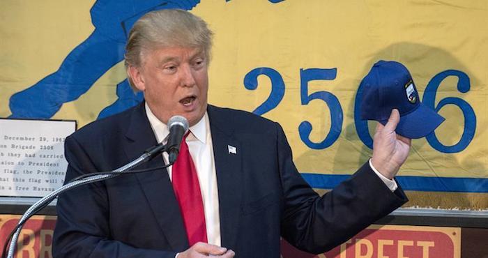 El candidato republicano a la Presidencia de Estados Unidos, Donald Trump. Foto: EFE/Archivo