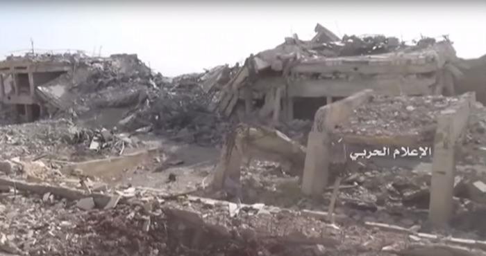 Siria y Rusia iniciaron una tregua