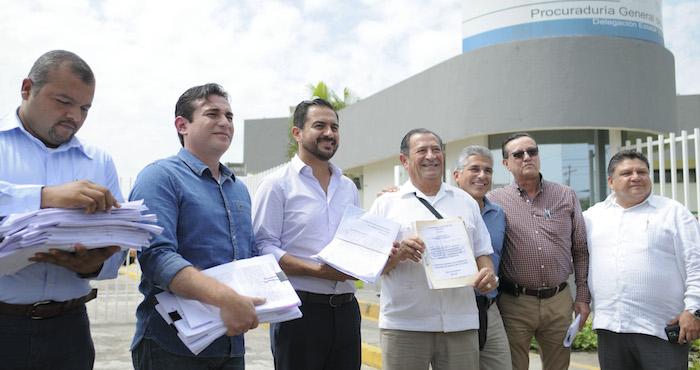 Alcaldes denuncian al gobierno de Veracruz por presunto desvío de recursos