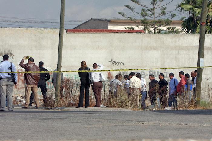 En septiembre de 2008, los cadáveres de 16 personas fueron abandonados en calles de Tijuana. Foto: Cuartoscuro