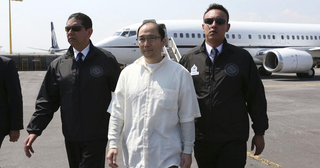 Juez dicta prisión a Zhenli Ye Gon