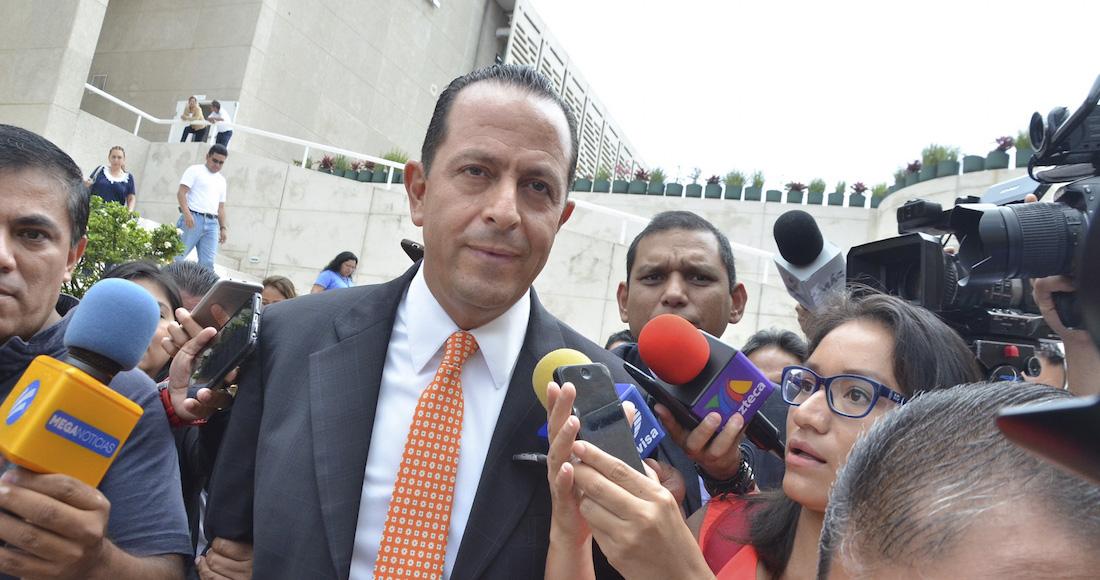 Fiscalía ejerce acción penal contra Bermúdez y Deantes