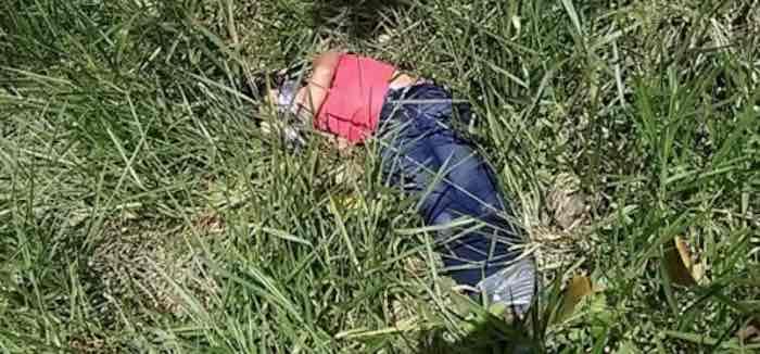 El cadáver de una mujer fue localizado si vida sobre la carretera Las Choapas, Foto: BlogExpediente
