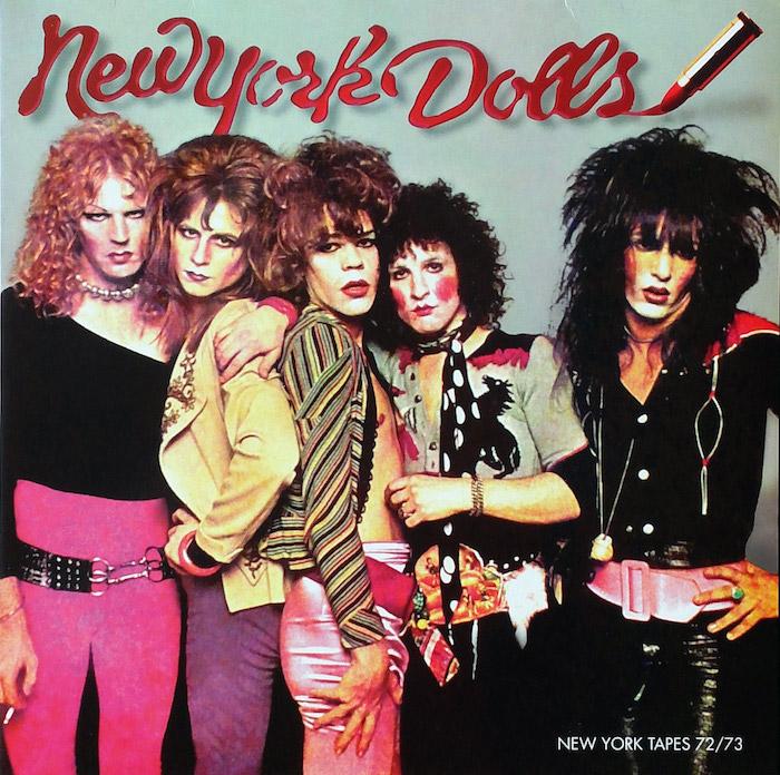 The New York Dolls. Foto: Especial