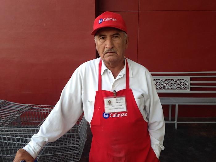Roberto Bernal. Foto: Lucía Treviño