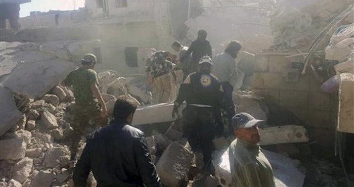 Turquía: ataque de Damasco mata a 3 soldados turcos en Siria