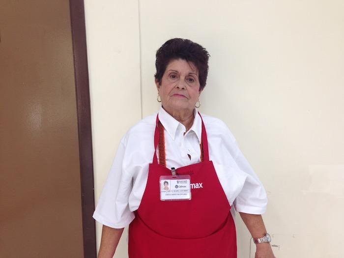 Elena María Aguirre. Foto: Lucía Treviño
