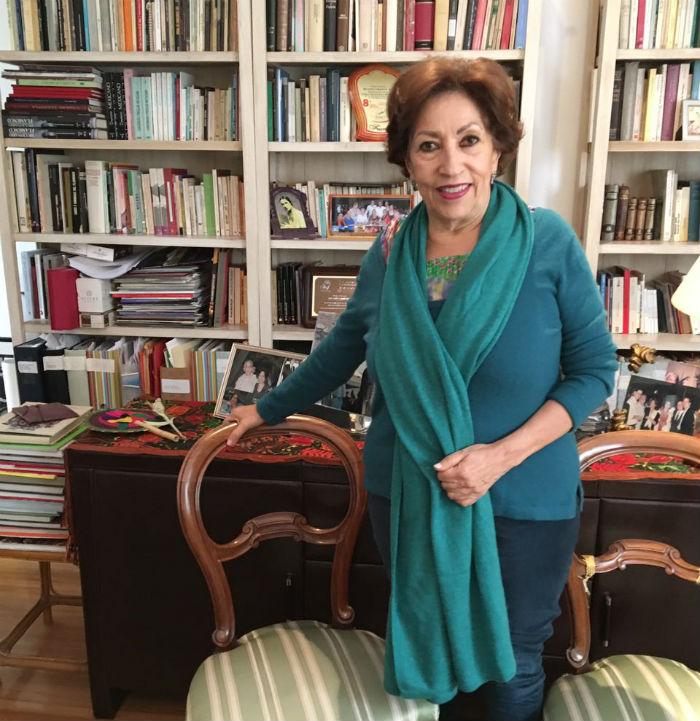 La doctora Gloria López. Foto: Daniela Medina, SinEmbargo